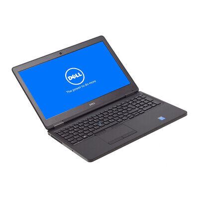 DELL Latitude E5550, Core i5-5300U, 2.3GHz , 8GB, 256GB SSD*NVIDIA GeForce 830M*