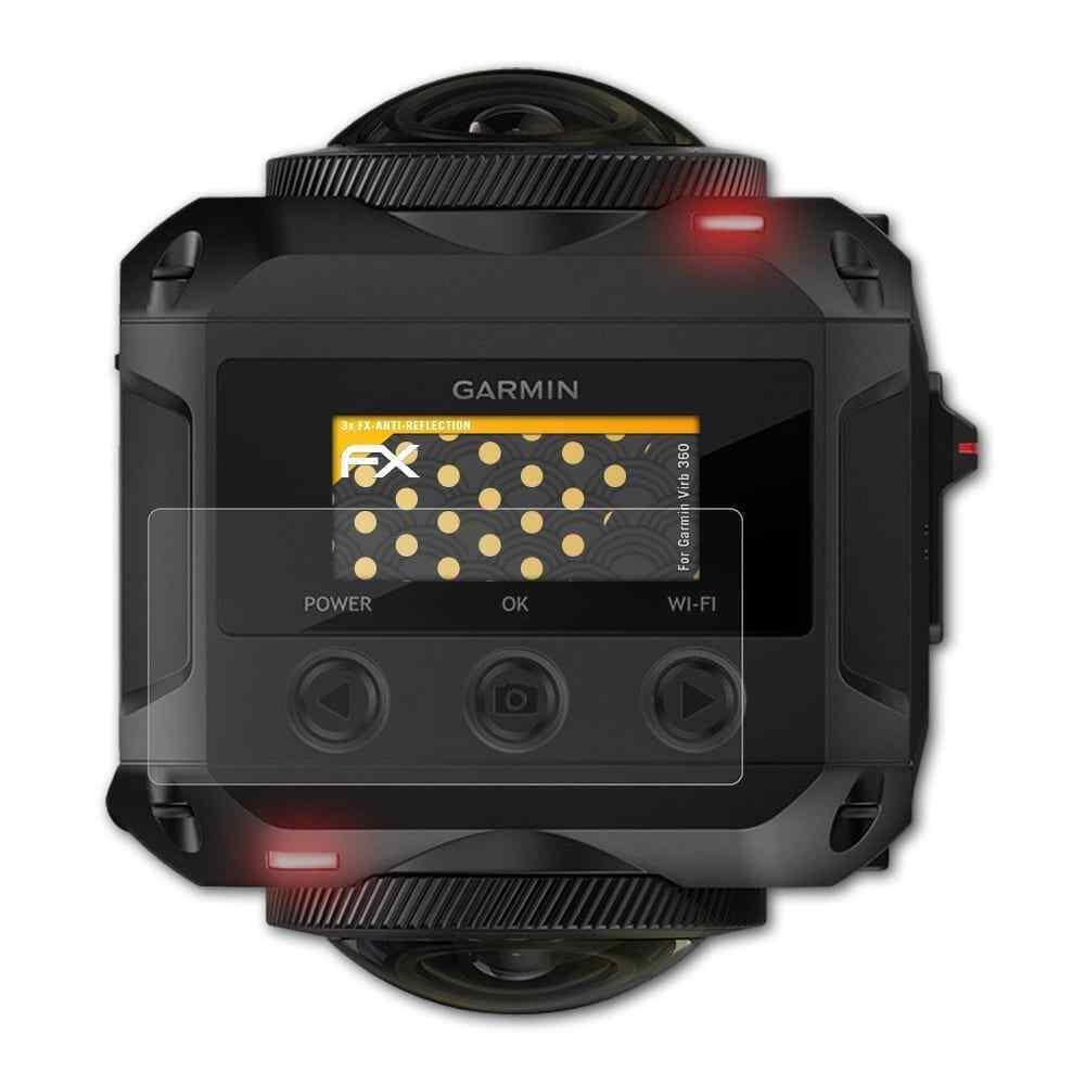 2x Garmin Dash cam 56 láminas protectoras de pantalla mate antirreflejos