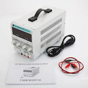 5A 60V DC110V Power Supply|Adjustable Variable Precision Dual Digital|Lab Grade