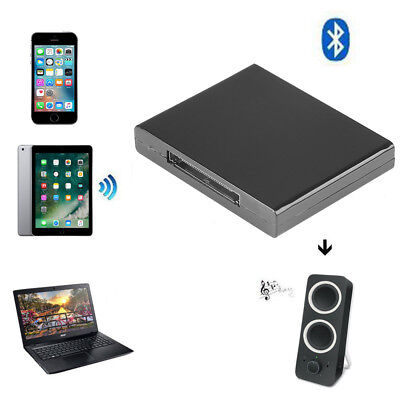 Bluetooth Musik Empfänger Audio Adapter Receiver 30pin A2DP für iPod iPad iPhone