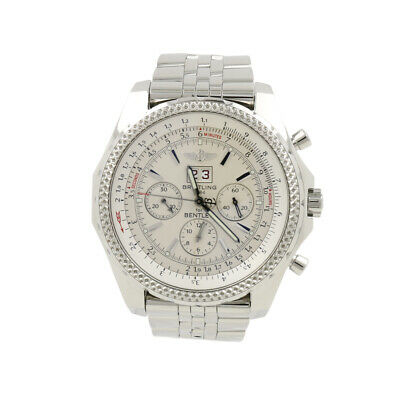 Breitling for Bentley 6.75 A44362 48mm Chronograph Men's Wrist Watch