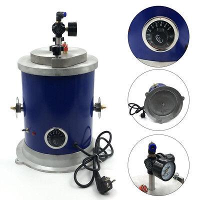 Wachs Injektor Investing & Casting Maschine Vakuum Schmuck Investitionen