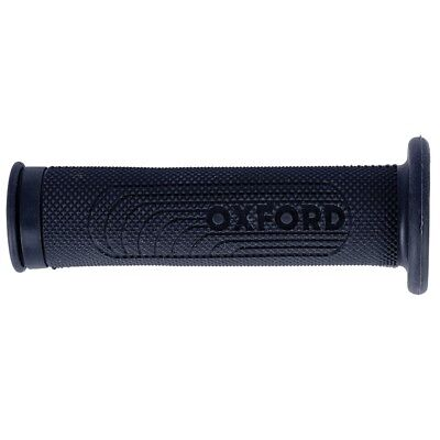 Oxford Motorcycle Motorbike Black Sports Medium Compound Grips OX603  - T ()
