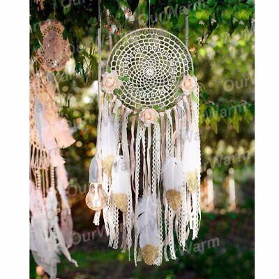 DIY Boho Dream Catcher Theme Wedding Birthday Decoration Hanging Decoration Type (Retirement Decorations Themes)