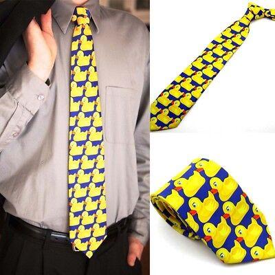 HIMYM Barney/'s Ducky Tie How I Met Your Mother Entchenkrawatte Krawatte