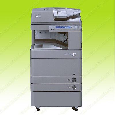 Canon Network Printer Copiers - Canon IR Advance C5035 Color Tabloid Printer Copier Scanner USB Network 35PPM