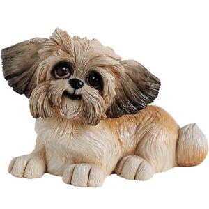 Arora Designs - Pets With Personality Flo - Shih-Tzu Figurine  NEW