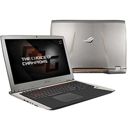 "Laptop - Asus G701 ROG 17.3"" Full HD Gaming Laptop i7-6820HK 64GB Ram GTX1080,2x512GB SSD"