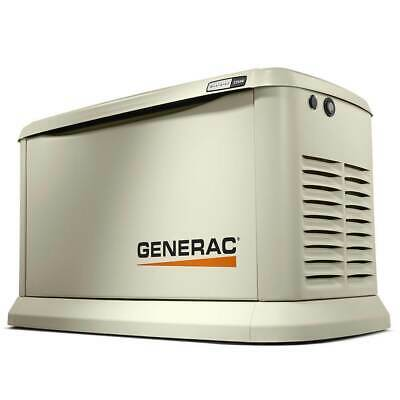 Generac 70422 2219.5000-watt Aluminum Wi-fi Air-cooled Standby Generator