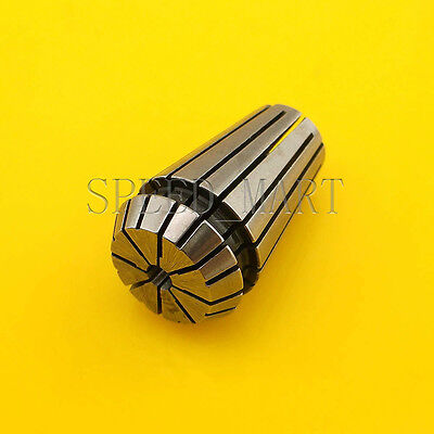 18 Er16 Spring Collet Chuck Tool Bit Holder For Cnc Milling Lathe Chuck New