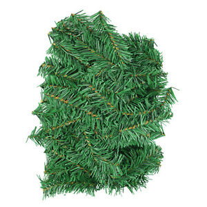2.7m (9ft) Plain Imperial Pine Christmas Garland Fireplace Tree Decoration
