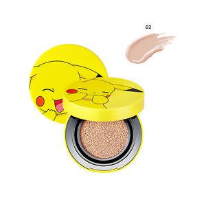 TONYMOLY-Pokemon-Pikachu-Mini-Cover-Cushion-2-Warm-Beige-SPF50-PA