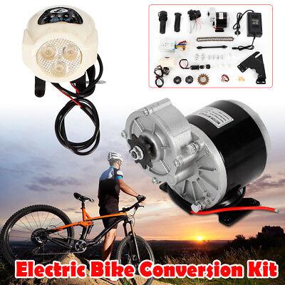 24V 350W Kit de Conversión Bicicleta Eléctrica Motor Conversion 22-28