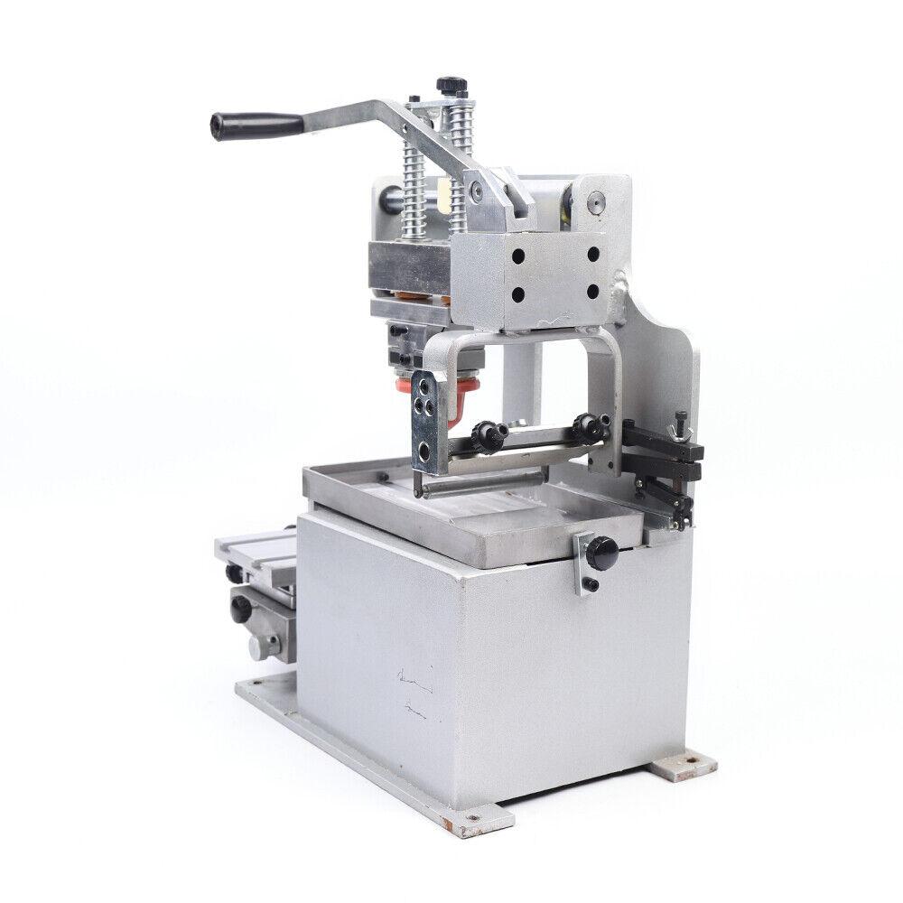 80x120mm Pad Printer, Pad Printing Machine, Label Logo DIY Transfer Free Ship - $309.00