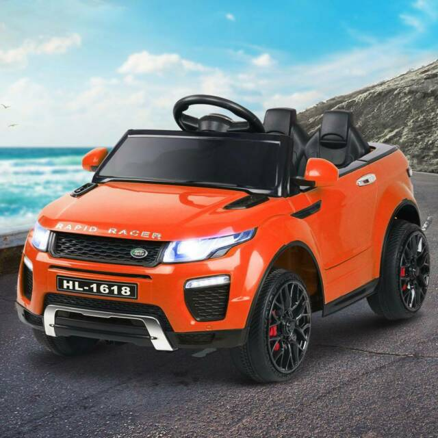 SHOP NOW -- Orange - Rigo Kids Ride On Car Electric 12V Toys | Toys - Outdoor | Gumtree Australia Perth City Area - Perth | 1259276734