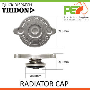 New-Genuine-TRIDON-Radiator-Cap-For-Ford-Bronco-Cortina-V8-5-8-Carb-TE