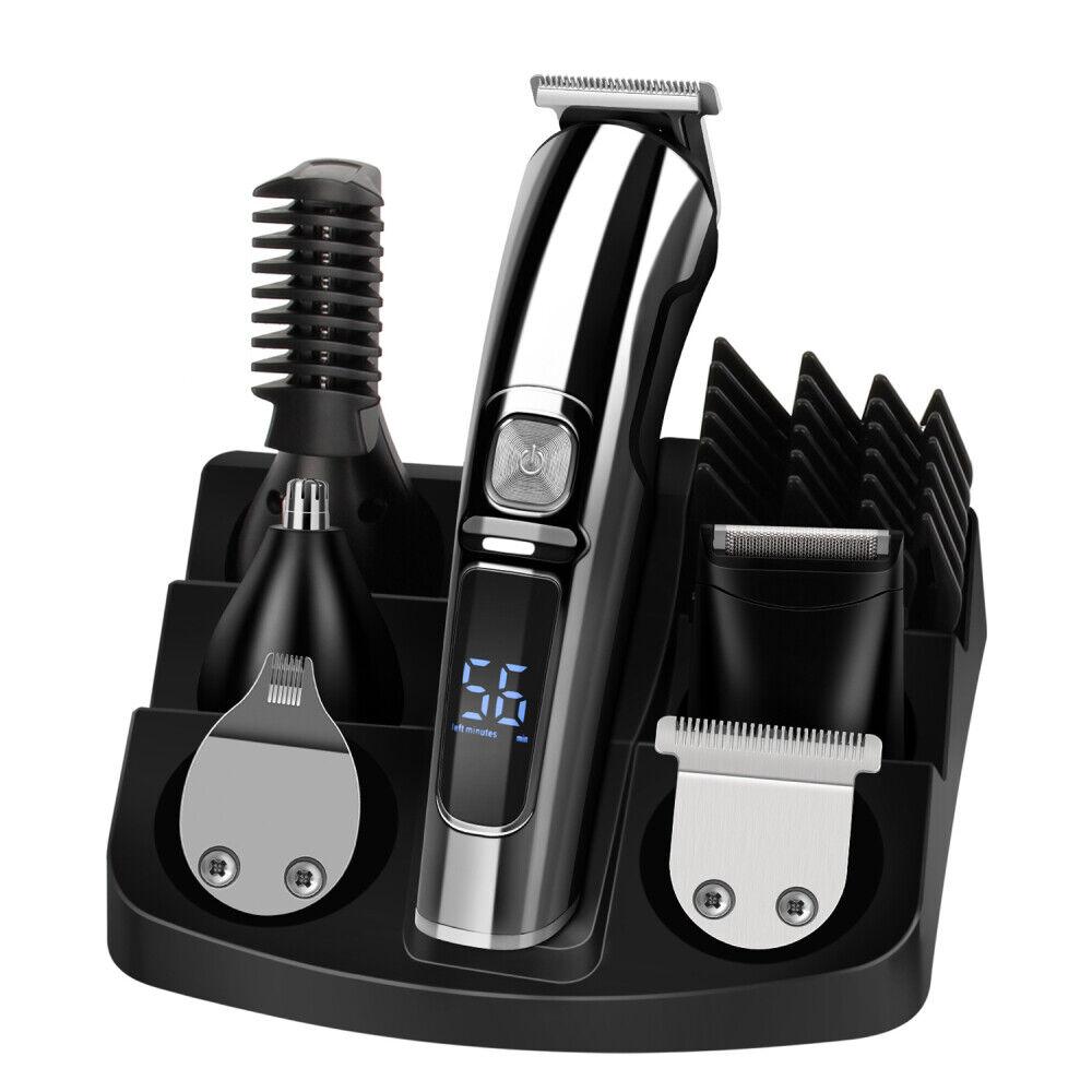11in1 Haarschneider Rasierer Ohren Bart Nasen Trimmer Haarschneidemaschine AKKU