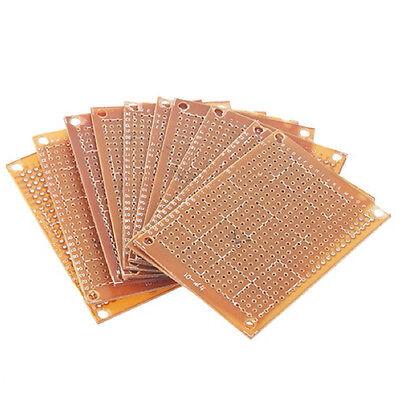 Electronic Circuit Breadboard Blank Pcb Phototype Board Kit Universal Supply