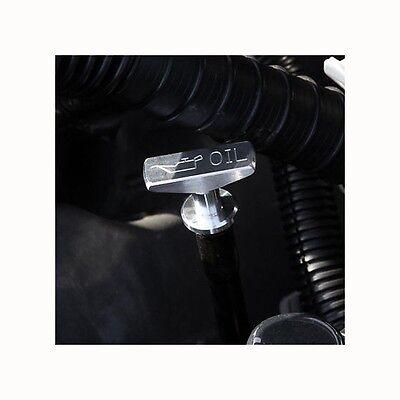 96 04 Ford Mustang Billet Oil Dipstick Handle Dip Stick Fits   Fits ALL V8