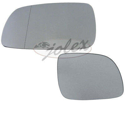 Spiegelglas rechts+links heizbar für Außenspiegel Audi A3 8L1 A4 B5 A6 4A NEU gebraucht kaufen  Gronau