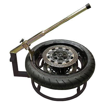 Mechanics Workshop Garage Motorcycle Tyre Bead Breaker Motorbike Tyre Changer