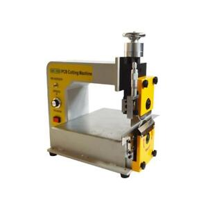 Separating Machine V Cut Groove PCB Separating Separator Cutting Machine 110V (022324/022502)