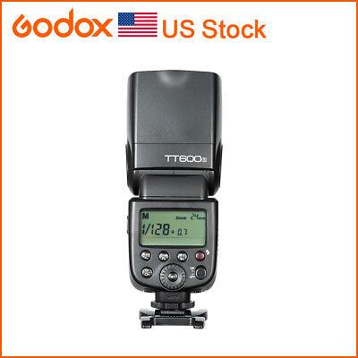Godox TT600S 2.4G Wireless Camera Flame Speedlite for Sony A6000 A6500 A7RII SLR