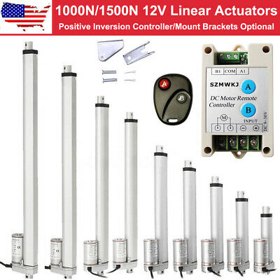 12V Linear Actuator Heavy Duty Electric DC Motor for Auto Me