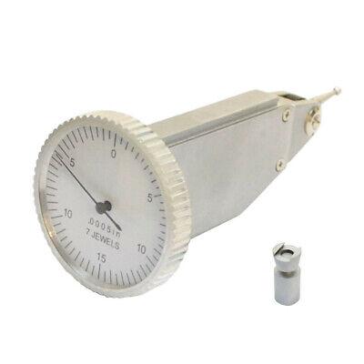 .030 Vertical Dial Test Indicator Graduation .0005 Jewel Dovetail Precision