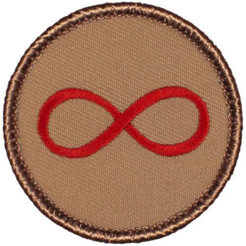 Great Boy Scout Patrol Patch - Infinity Symbol Patrol (#573)