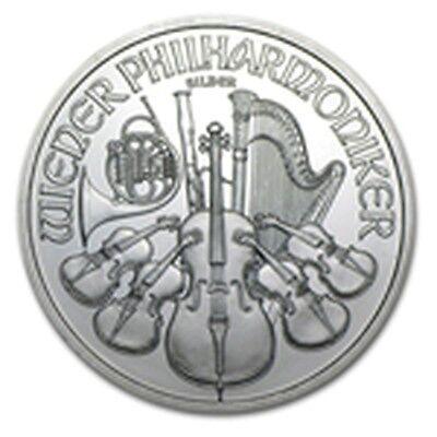 2010 1 oz Austrian Silver Philharmonic Coin SKU# 397576