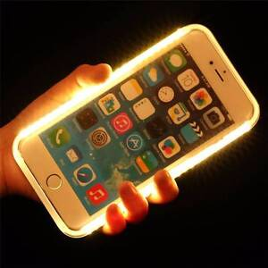 LED Lumination SELFIE PHONE CASE iphone6/6s/7 - free postage Surry Hills Inner Sydney Preview