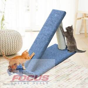 40cm Tall Cat Ramp & Scratcher North Melbourne Melbourne City Preview