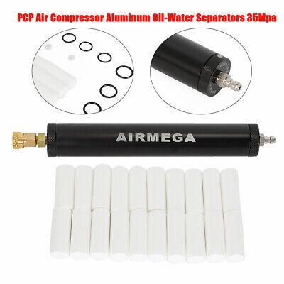 Aluminium Alloy Pcp Air Filter Compressor Oil-water Separator High Pressure 0.5