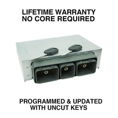 Engine Computer Programmed With Keys 2002 Ford Explorer 1L2a 12A650 Sa Cfl0 4 6L