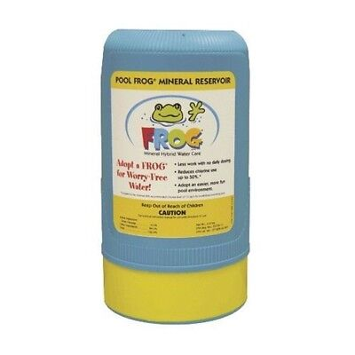 King Technology 01126112 Pool Frog Mineral Reservoir Cartridge Replacement