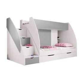 ❤️❤️🌟🌟🌟NEW MODERN STYLISH KIDS BUNK BEDS