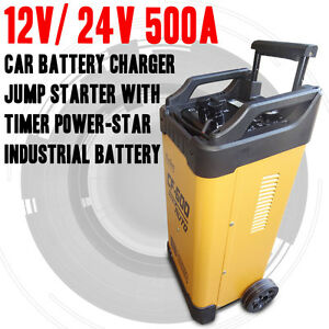 12v-24v-500A-Car-Battery-Charger-Jump-Starter-ATV-Boat-Truck-4WD-With-Timer