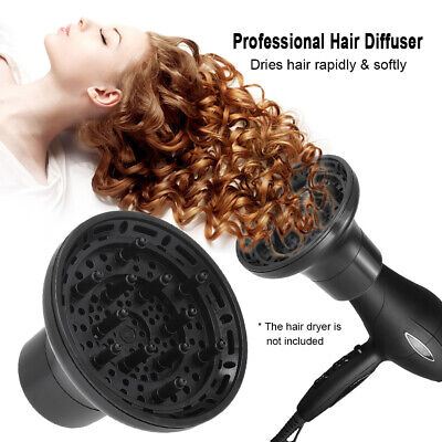 Universal Hair Diffuser Adaptable for Blow Dryer Hair Dryer Salon Curl Tool X2D6