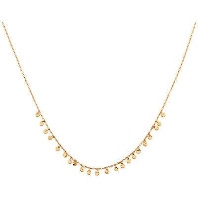 Gorjana Chloe Mini Gold Necklace 161105G