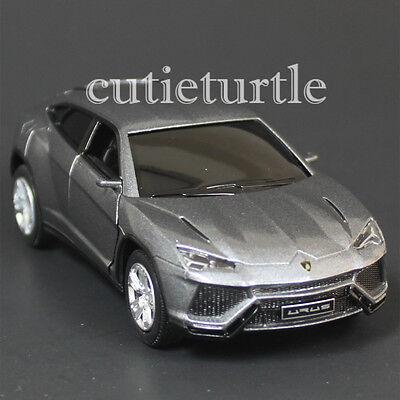 Kinsmart Lamborghini Urus Suv 1 38 Diecast Toy Car Grey