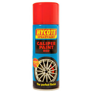*** HYCOTE VHT BRAKE CALIPER RED AEROSOL SPRAY PAINT 400ML ***