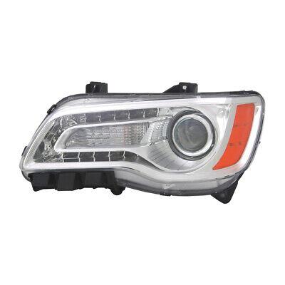 Headlight Assembly-Sedan Left TYC 20-9218-00-9 fits 2011 Chrysler 300