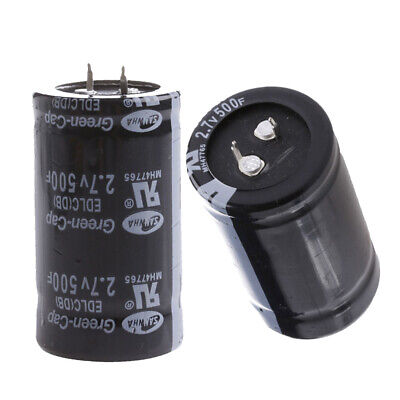 Supercapacitor | Owner's Guide to Business and Industrial