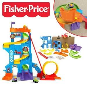 NEW Fisher-Price Little People Loops n Swoops Amusement Park Condition: New