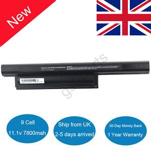 9 Cell  Laptop Battery for SONY VAIO VGP-BPS22 VGP-BPS22A VPC-EB VPC-EF VPC-EA1
