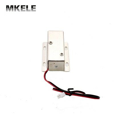 Used, DC24V Open Frame Type Solenoid For Electric Door Lock Gallium Metal Magnet for sale  Shipping to South Africa