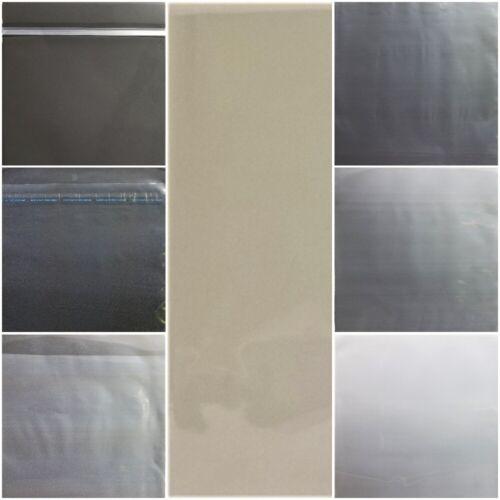 "Outer Sleeves 12"" 33rpm LP DJ Vinyl Record Album Plastic 5 10 25 50 100 300 1000"