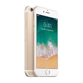 IPhone 6 !!!Like brand new conditon!!! Unlocked GOLD 16gb