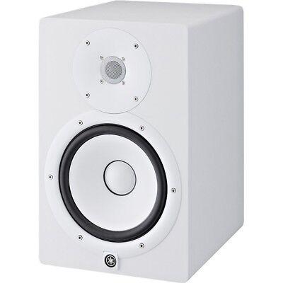 """Yamaha HS8 White Powered Studio 8"""" Monitor  , usado comprar usado  Enviando para Brazil"""